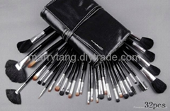 Wholesale Price 32 pcs set MAC makeup Brushes Cosmetics Brush Sets
