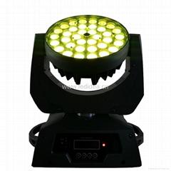 360W變焦搖頭燈|36x10W 四合一LED染色搖頭燈