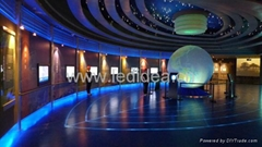 Sphere Display| Seamless interior projection sphere