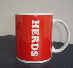 Porcelain Advertising Mugs Promotional GIfts