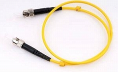 ST-ST SM SX fiber patch cable