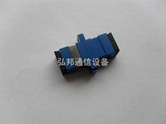 SC光纤耦合器