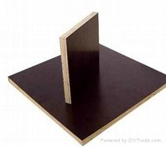 brown/black film faced plywood/Waterproof Film faced plywood