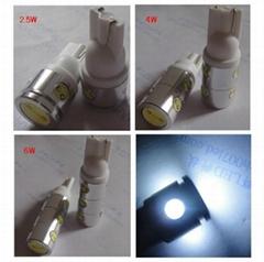 high power wedge car led bulbs