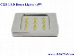 COB led dome lights for car(4.5W)