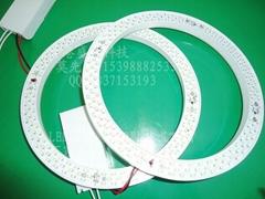 12W LED圆形吸顶灯灯管