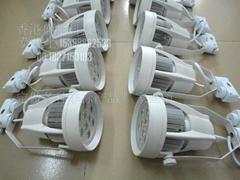 12W大功率LED軌道射燈