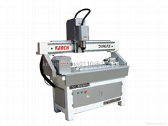 CNC Engraving Machine for Cylinder Art Craft