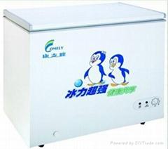horizontal displaying freezer BD/BC-210