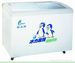 horizontal chest freezer SDG-318