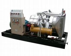 4立方350公斤压力大型高压空气压缩机
