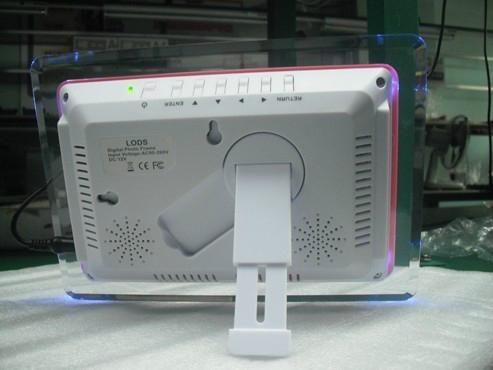 KR703多功能數碼相框 4