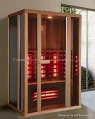 infrared sauna room supplier