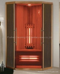 hot sell infrared sauna room in uk