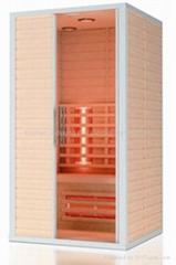 Infrared sauna room new model 01-K60