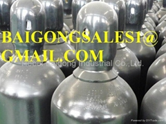Supply CO2 cylinder, ISO9809 standard