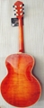 Wholesale fully handmade jazz guitar with solid 3