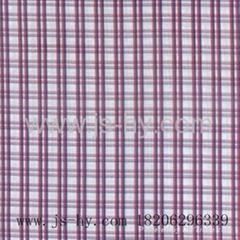 cotton yarn dyed dobby cloth fabric