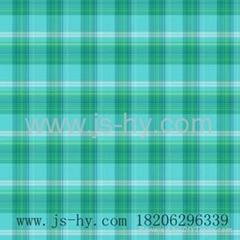 cotton yarn dyed shirt dobby fabric