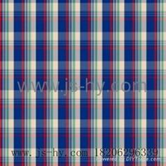 cotton yarn dyed cloth flannel fabric