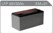 48V-30Ah磷酸铁锂动力电池