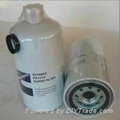 High quality air filter,oil filter,water filter from China seller 3