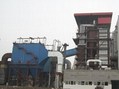 Circulating Fluidized Bed Boiler Used for Power Station