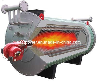 Oil (gas) Fired Fire Tube Steam Boiler - WNS2-1.0-Y(Q) - EPCB (China ...