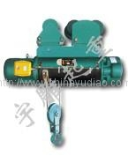 wire rope electric chain hoist
