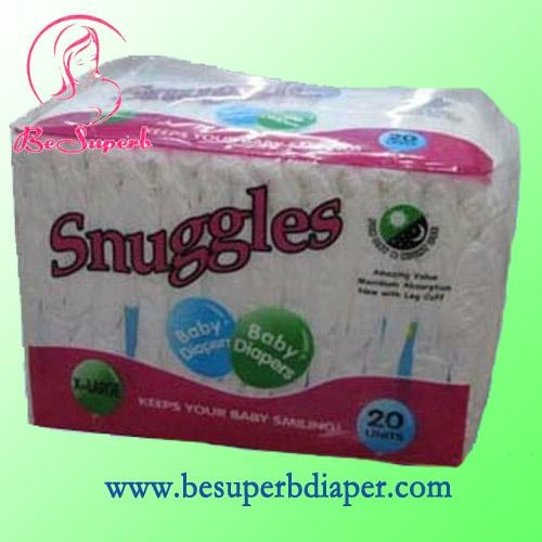 Product Description. Wrap your baby in Pampers Swaddlers diapers, our most trusted comfort and protection and the #1 Choice of US Hospitals.* Our Blankie Soft diaper with a unique Absorb Away Liner pulls wetness and mess away from baby's skin to help keep your baby comfortable.