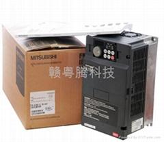 三菱變頻器A740,三菱FR-A740-1.5K-CHT,高功能矢量變頻器