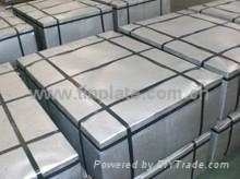we can supply tinplate sheet