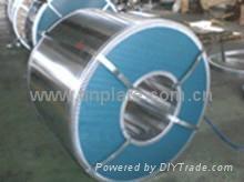 Runson tinplate coil
