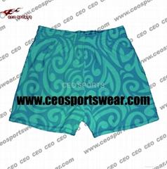 sublimation custom lacrosse shorts