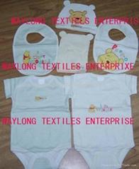 婴儿装8件套