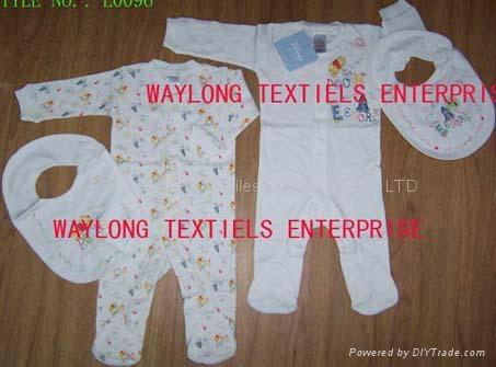 8 pcs baby sets  3