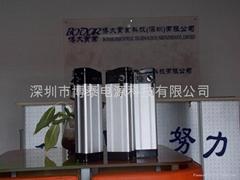 厂家直销48V10AH银鱼锂电池