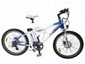 Electric High Performance Mountain Bike