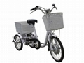 Electric tricycle  CE 250W