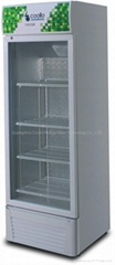 Upright Display Chiller Cooler Refrigerator Upright Showcase LC-300C