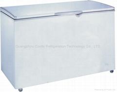 Chest Freezer WD-300 (Solid Door, Top Open) Deep Freezer