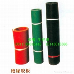 供应5kv绝缘胶垫+3mm厚绝缘胶垫+保定绝缘胶垫