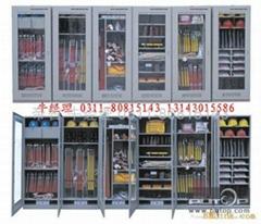 廣東國標智能純鋼板電力安全工具櫃