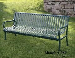 戶外休閑椅 廣東公園椅廠家訂做 景觀園林座椅