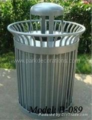 戶外垃圾桶 公園果皮箱 廣州垃圾桶