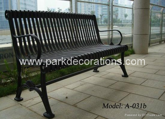outdoor bench with cast iron legs metal park antique benches for sale seats workbench
