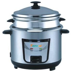 Cylinder Rice Cooker 2