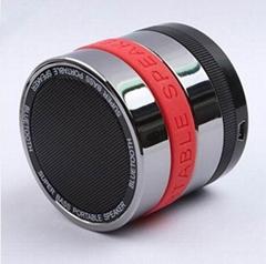 2013新款蓝牙音箱 便携迷你手机音箱 可接听电话智能音箱