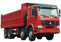 Sinotruck HOWO 380HP 8*4 Dump Truck/Tipper (ZZ3257N3447C)