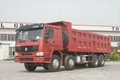 Sinotruck HOWO 380HP 8*4 Dump Truck/Tipper (ZZ3257N3447C) 2